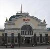 Железнодорожные вокзалы в Новобурейском