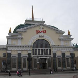 Железнодорожные вокзалы Новобурейского